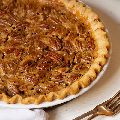Old Fashioned Pecan Pie - SippitySup