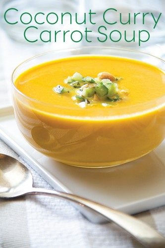 SippitySup Coconut Curry Carrot Soup to Bring to a Dinner Party ...