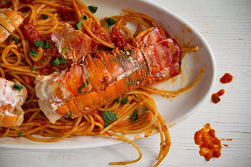 lobster rolls lobster newburg lobster risotto lobster spaghetti at joe ...