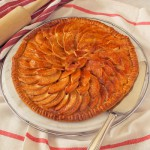 Apple Tart with Chipotle Chili