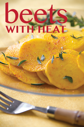 Savory and Spice Golden Raw Beet Salad serves 4 CLICK here for a ...