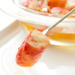 Crab Legs Poached in Clarified Butter