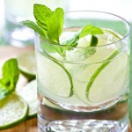 Cucumber Gimlet