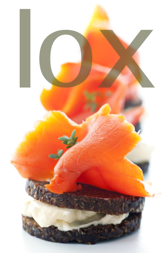 ... to take on Homemade Lox using terrific wild salmon from Alaska