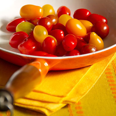 Sauteed Cherry Tomato Sauce