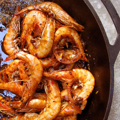 Mr Jim's Louisiana Barbecued Shrimp Recipes — Dishmaps