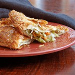 Savory Savoy Cabbage Turnovers