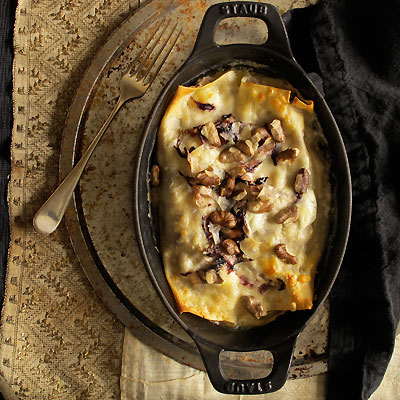... Seasonal Cook to do? Cannelloni al Radicchio with Walnuts - SippitySup