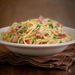 pasta alla carbonara