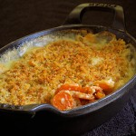 Carrot &amp; Bchamel Gratin