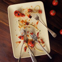 No more Charred Cherry Tomato Pasta