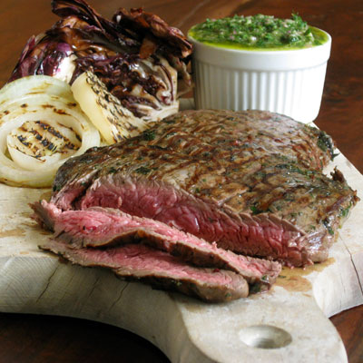 sippitysup's difinitive recipe for chimichurri and flank steak
