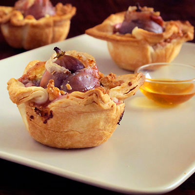 Savory Pies- Prosciutto Wrapped Fig Hand Pies with Pecans & Gorgonzola ...
