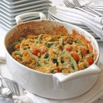 italian green bean casserole