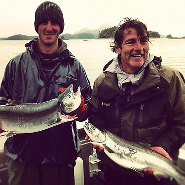 Sippity Sup catches salmon with Alaska Seafood