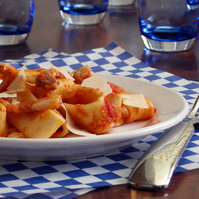 Sippity Sup makes Guanciale Pasta all'Amatriciana
