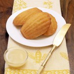 Lemon Honey Crme Madeleines