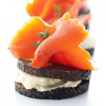 Cured Salmon Lox