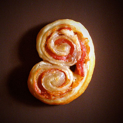Savory Palmiers, a Sweet Memoire - SippitySup