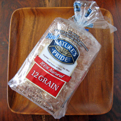 nature's pride bread