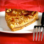 Pear &amp; Almond Tart