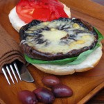 Portobello Mushroom Burger