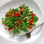 Purslane Salad from Sippity Sup