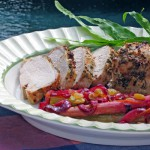 Herb Crusted Pork Loin
