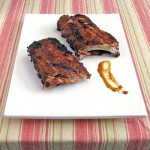 Sweet Chipotle Glazed Baby Back Ribs