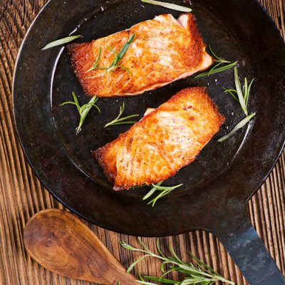 "SippitySup ""Cook It Frozen"" Seared Alaskan Salmon - SippitySup"