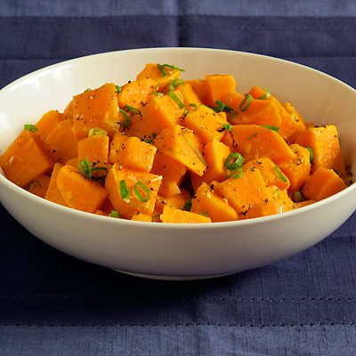12 Responses to Chilled Sweet Potato Salad with Lime and Chili Oil
