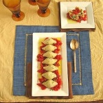 Swordfish Stuffed Pasta Shells with Fresh Tomato &amp; Herb Sauce