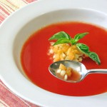 cold tomato soup