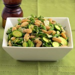 White Bean and Zucchini Salad