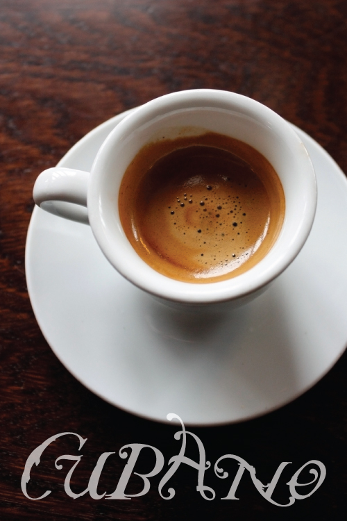 Big Sip Of Coffee