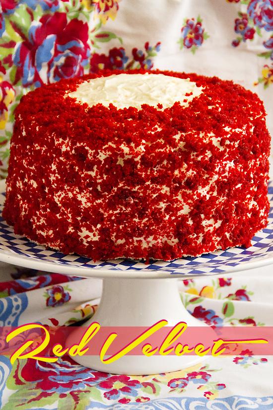Red Velvet Cake Quotes