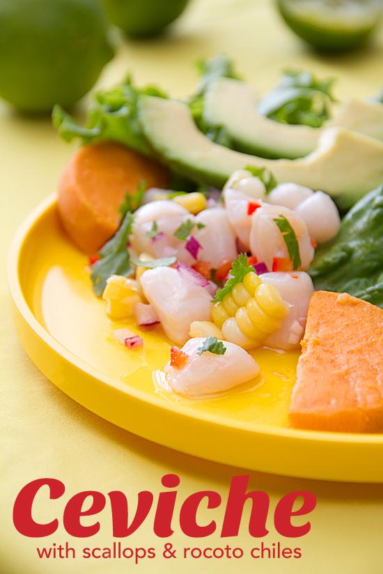 Peruvian ceviche with rocoto chiles visitperu sippitysup for Fish for ceviche