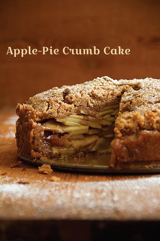 Apple Cake Pie Martha Stewart